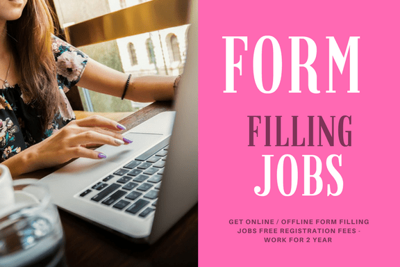 Easy Form Typing Job From Online With Rs15000 Salary
