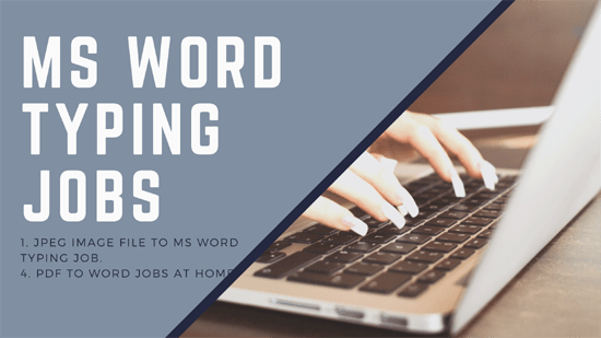Story Typing Work From Home - Online Earning Job