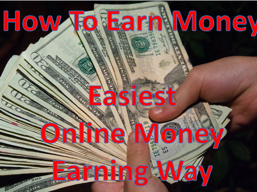 Excellent Earning Jobs From Online - Data Entry Job