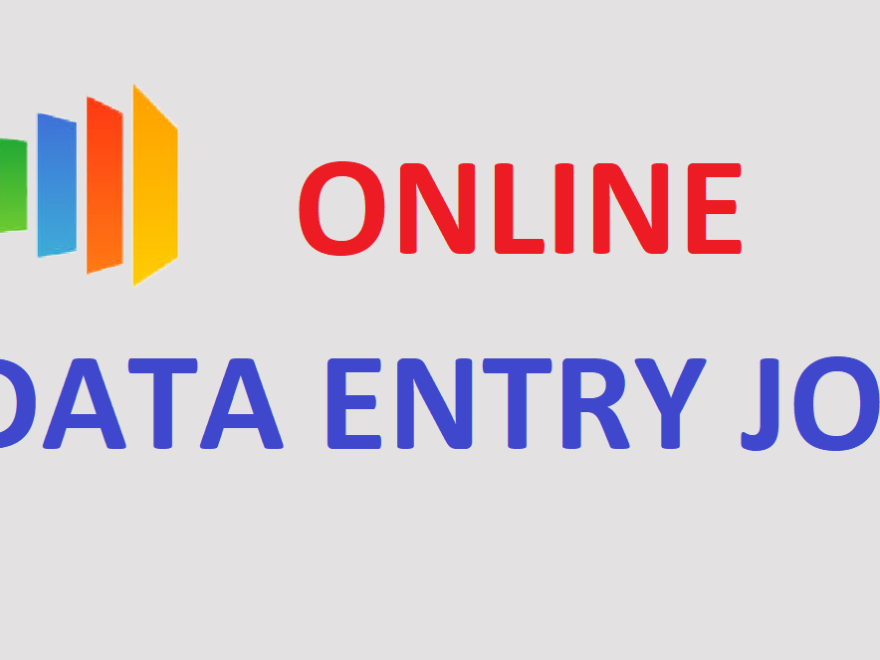 System Data Entry Work - Salary Rs15000 Per Month