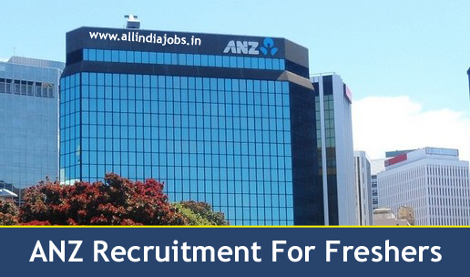 ANZ Bank Recruitment 2020 - Hiring 2000+ Fresher