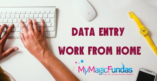 Excellent Data Entry Job Opportunity For Fresher - Apply Here
