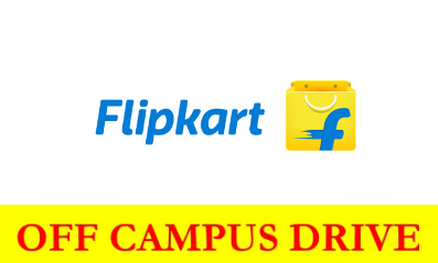Flipkart Recruitment 2020 - Hiring Various Posts with Good Salary