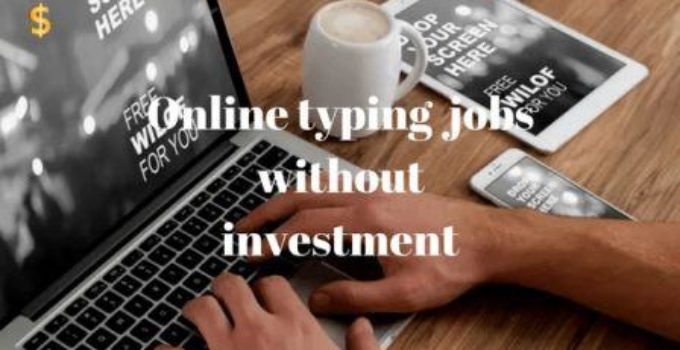 Good Typing Executive With Attractive Salary Rs17500