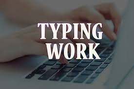 Excel Sheet Maintaining Job Easy Data Typing Job - Apply Here