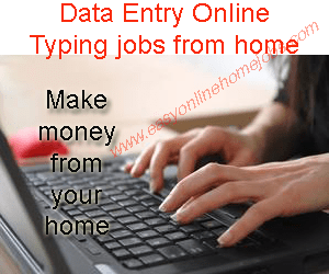 Weekly Payment Data Entry Job - Computer Operator