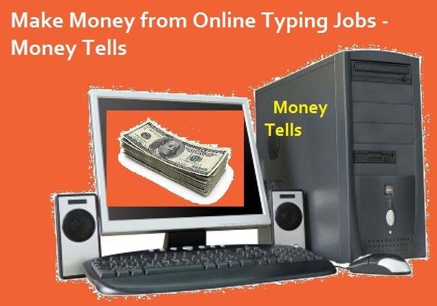 Attractive Salary Typing Job - You Can Work On Your Place