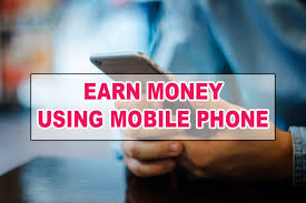 Money From Your Mobile Phone - Ad Posting Job At Your Home