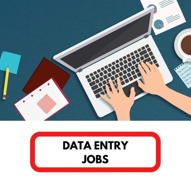 MKS Manpower Solutions Looking For Data Entry Operators