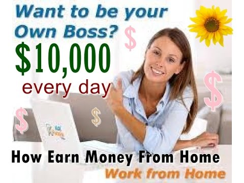 Make Rs2000 Per Day - Best Way To Earn Money From Home