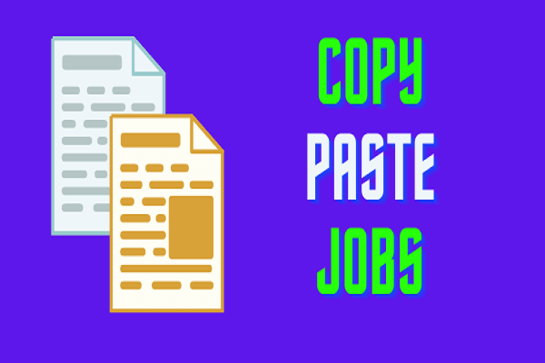 Work At Home For Fresher - Online Data Entry Job